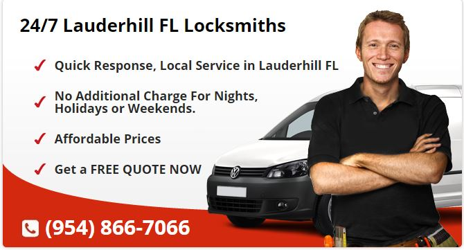 24 Hour Locksmith Lauderhill FL